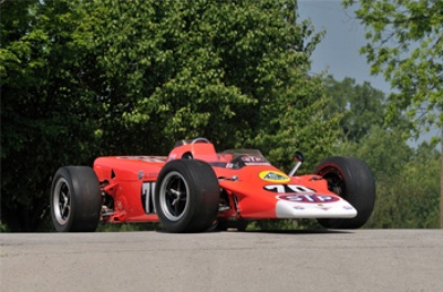 Mecum Auctions Offers Lotus Type 56 Turbine Indy Racecar At Monterey