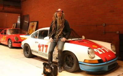 'Urban Outlaw' Magnus Walker To Attend 2013 Pinehurst Concours