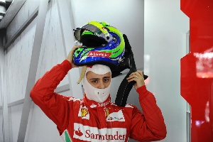 Massa's diary  China and Brazil, two countries with a lot of passion