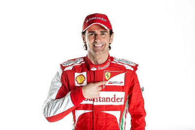 MASSA TO DEBUT NEW FERRARI