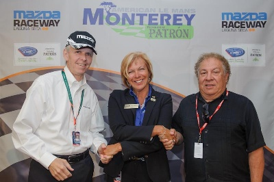 Mazda And SCRAMP Confirm Mazda Raceway Laguna Seca Partnership Through 2016