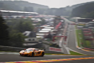 Nine 12C GT3s To Start In Blancpain Endurance Series Headline Race: Total 24 Hours of SPA
