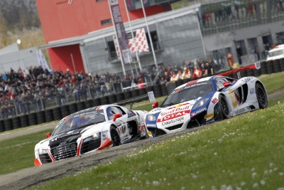 2013-SPECIFICATION McLAREN 12C GT3 OFF TO A WINNING START IN EUROPE AS SÉBASTIEN LOEB RACING CLAIMS VICTORY IN FRANCE