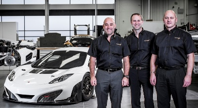 McLAREN GT REINFORCES TECHNICAL TEAM WITH NEW HIGH-PROFILE APPOINTMENTS