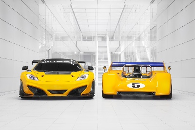 Mclaren To Showcase Heritage And Contemporary Can-Am Models At Goodwood Festival Of Speed