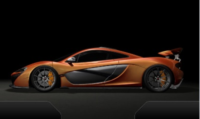 THE MCLAREN P1™ IS CONFIRMED AS 'RACE' READY FOR THE 83RD INTERNATIONAL MOTOR SHOW IN GENEVA