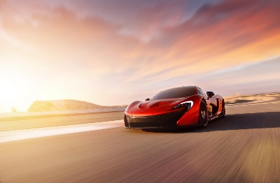 STUNNING DYNAMIC MCLAREN P1™ IMAGES RELEASED AHEAD OF MCLAREN MANAMA OPENING