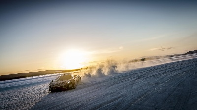 New Video Shows The McLaren P1™ Being Driven In Extremes As Testing Continues