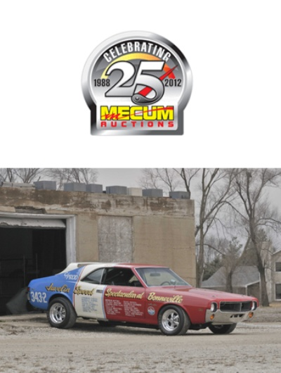 Dana Mecum's 25th Original Spring Classic Auction Ramps Up
