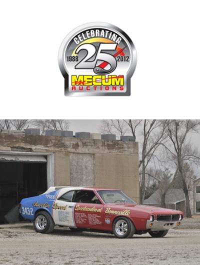 Dana Mecum's 25th Original Spring Classic Auction Ramps Up