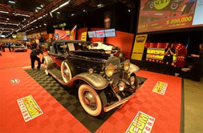 Mecum Kicks Off Spring With $25 Million Auction In Houston