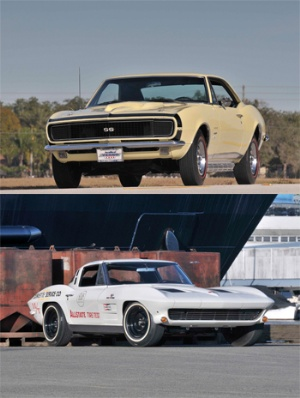 Mecum Auctions Celebrates 25 Years in Business at Indy 2012