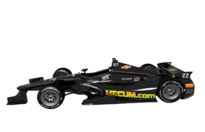 Mecum Auctions Joins Panther DRR for the 96th Running of the Indianapolis 500