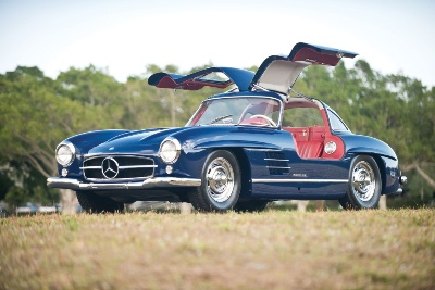 Mercedes-Benz 300SL 'Gullwing' To Be Featured At Auctions America's Fort Lauderdale Sale