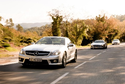 New driving safety training courses from Mercedes-Benz and AMG: Helping to ensure a safe, confident and enjoyable driving experience