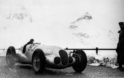 Mercedes-Benz Classic at the 2012 Grossglockner Grand Prix