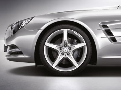 Mercedes-Benz Starts Successfully into the Second Quarter, Sales up 3.6 Percent