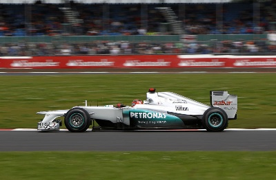 2012 British Grand Prix: Race