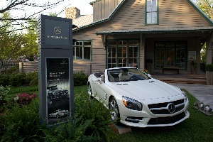 Mercedes-Benz is proud to be the international partner of the 2012 Masters.