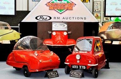 Mini Cars Attract Mega Interest At RM's Record-Setting Bruce Weiner Microcar Museum Sale