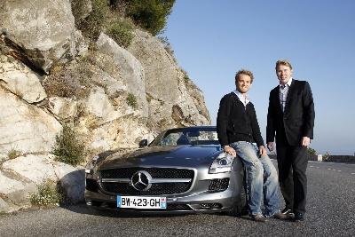 A Monaco story: When Nico met Mika