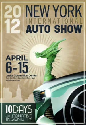 New York Auto Show Launches Photo Contest