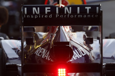 NEW FOR 2013 - INFINITI RED BULL RACING