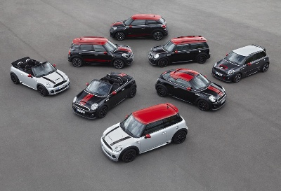 MORE MODELS, MORE INFORMATION: THE JOHN COOPER WORKS EBOOK 2.0
