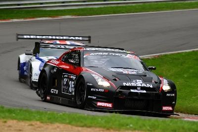 Nissan Takes British Win