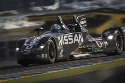 Nissan DeltaWing Team Ends Le Mans Journey
