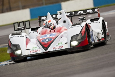 Nissan Takes On Petit Le Mans
