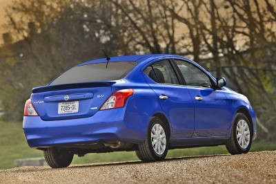 Nissan Announces U.S. Pricing For 2014 Versa Sedan