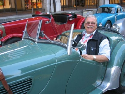 Paul Ianuario Named Chief Judge of 2013 Pinehurst Concours d'Elegance