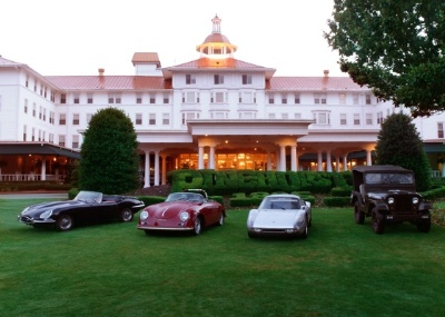 Inaugural Pinehurst Concours d'Elegance to Take Place in May 2013