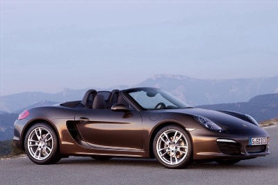 PORSCHE BOXSTER RANKED AMONG CAR AND DRIVER MAGAZINE'S 10 BEST CARS FOR 2013