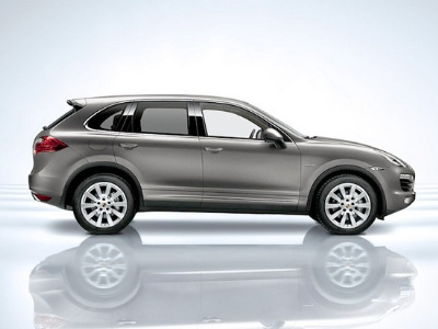 PORSCHE CAYENNE DIESEL SELECTED FOR POPULAR SCIENCE'S 'BEST OF WHAT'S NEW' FOR 2012