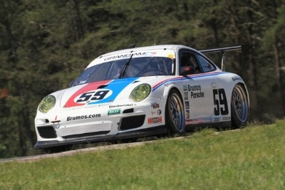 Classic Road America Grand-Am Battle Puts Two Porsches In Top-10