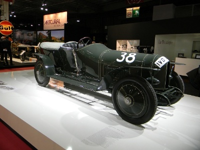 Prince Heinrich Benz Racers Reunited at 'The Amelia'