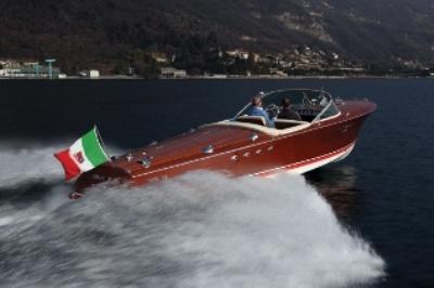RM AUCTIONS OFFERS UNIQUE RIVA TRITONE 'SPECIALE'