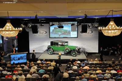 American Classics Top RM's $6.8 Million Michigan Sale