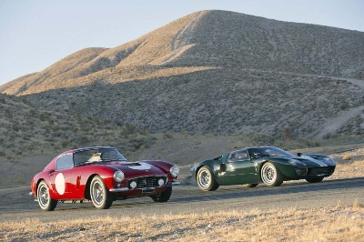 Pair Of 1960s Automotive Icons Take Center Stage At RM Arizona