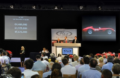 RM Group of Companies Enjoys Significant Growth and Record $360 Million in Auction Sales During 2012