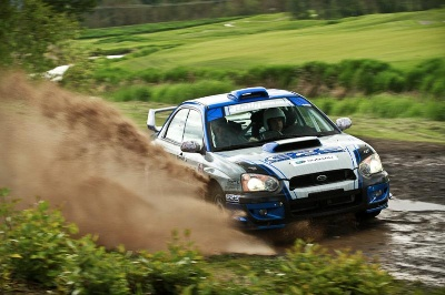 RALLY AMERICA NATIONAL CHAMPIONSHIP RESUMES AT OREGON TRAIL RALLY AFTER SEASON BREAK