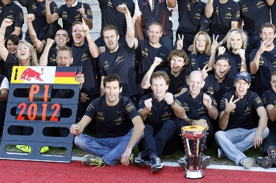 Red Bull Racing: 2012 Formula One World Champions