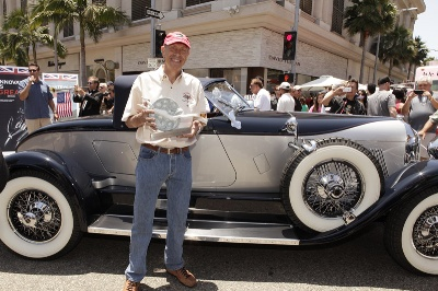 Rodeo Drive Concours Celebrated Great Britain And Aston Martin