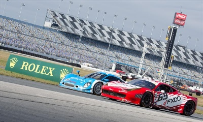 Testing: The Roar Before the Rolex 24