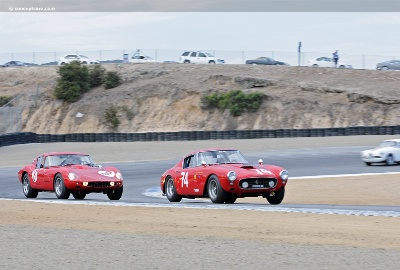 Rolex Monterey Motorsports Reunion : A Brilliant Finish
