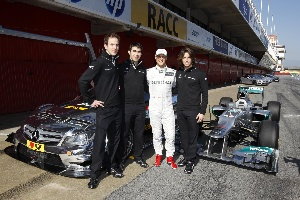 Michael Schumacher to attend DTM season opener at Hockenheim