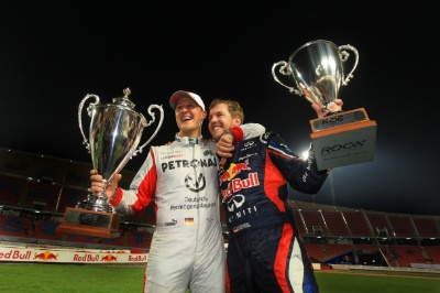VETTEL CLAIMS SIXTH NATIONS CUP