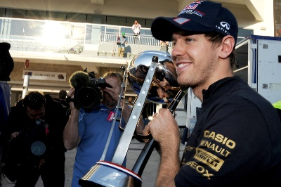Podium and five Renault engines in the top ten in USA Grand Prix